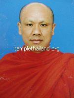 พระใบฎีกาสมชาย ธมฺมวโร เจ้าอาวาสวัดทาป่าสัก